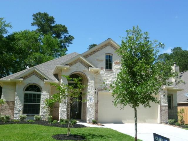 12610 Brontton Court, Montgomery, TX 77356 (MLS #32978313) :: The Home Branch