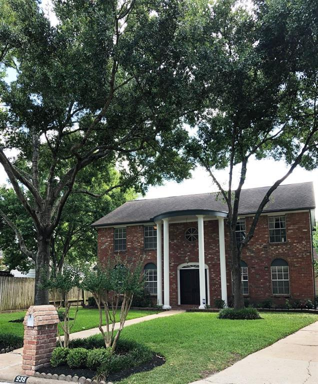 938 Caswell Court, Katy, TX 77450 (MLS #33502770) :: Team Sansone