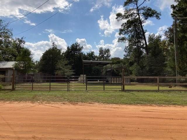 784 The Ole Barney Road, Livingston, TX 77351 (MLS #33524763) :: Green Residential