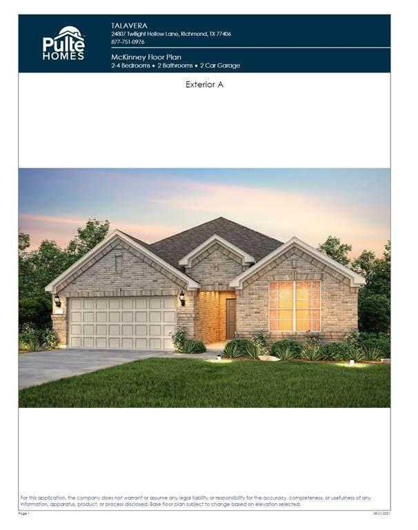 11119 Santiago River Lane, Richmond, TX 77406 (MLS #33560693) :: The Wendy Sherman Team