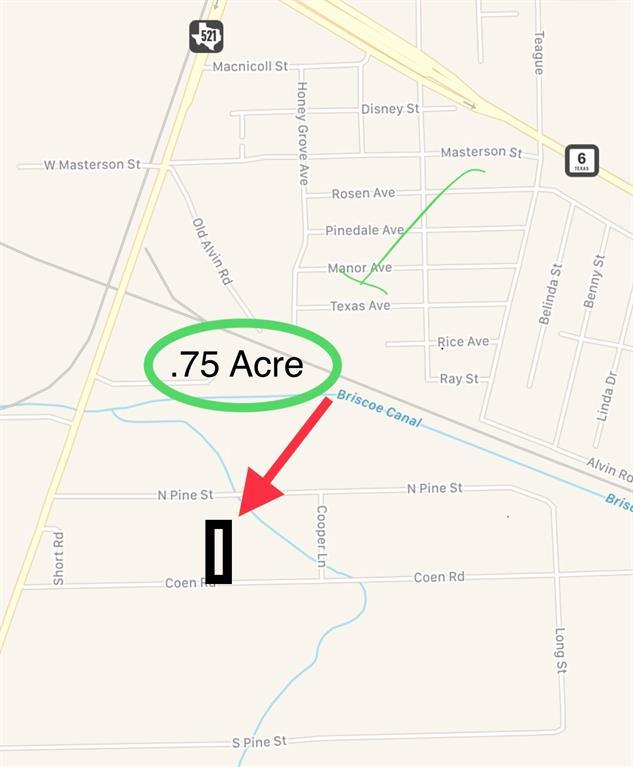 0 N N Pine Street, Arcola, TX 77583 (MLS #33579575) :: Texas Home Shop Realty