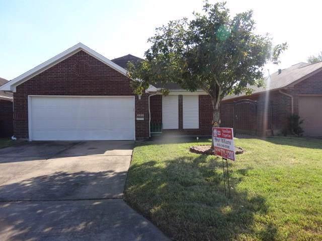 8025 Aspen Street, Texas City, TX 77591 (MLS #33796948) :: Texas Home Shop Realty