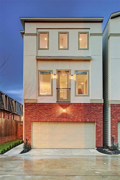 1214 Cedarpost Tree Springs Place, Houston, TX 77055 (MLS #3391190) :: Texas Home Shop Realty