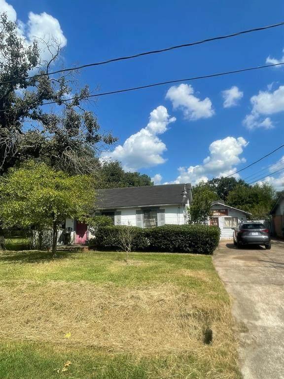 9106 Bertwood Street, Houston, TX 77016 (MLS #3393311) :: The SOLD by George Team