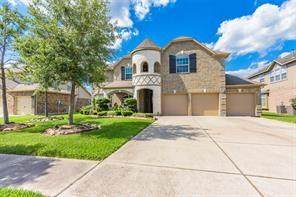 2527 Platinum Chase Drive, Rosharon, TX 77583 (MLS #34107283) :: The Freund Group