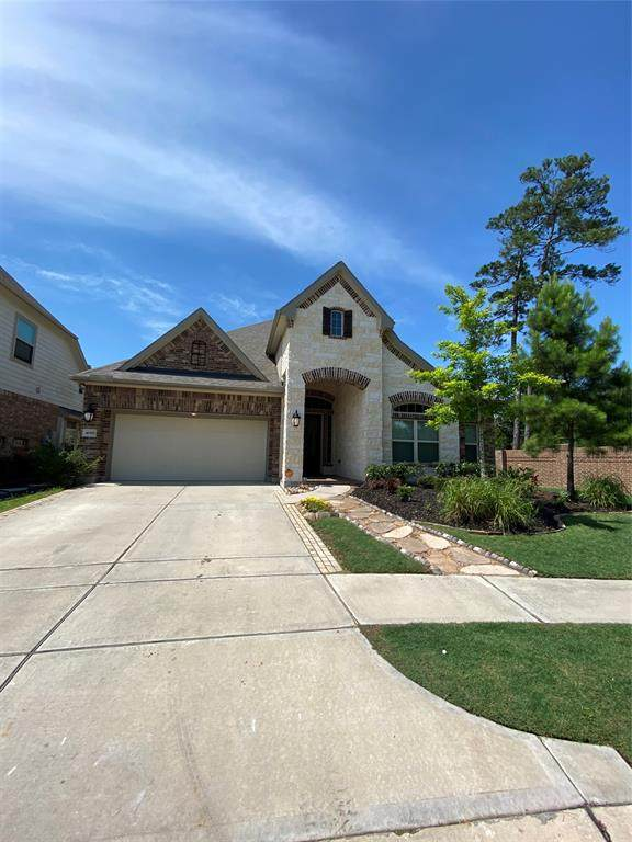 4081 Windsor Chase Drive, Spring, TX 77386 (MLS #34181710) :: The SOLD by George Team