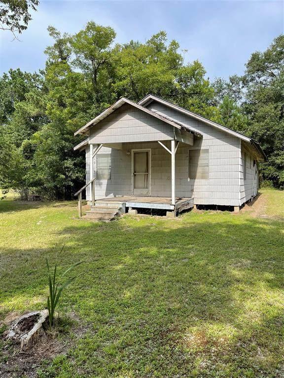 956 County Rd 4595 Loop, Fred, TX 77616 (MLS #34477919) :: Christy Buck Team