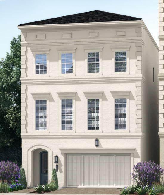 3610 Eaton Estates Lane, Houston, TX 77055 (MLS #34602875) :: The SOLD by George Team