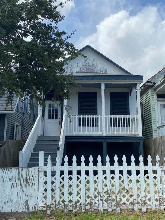 1208 Avenue K, Galveston, TX 77550 (MLS #34700590) :: Connect Realty