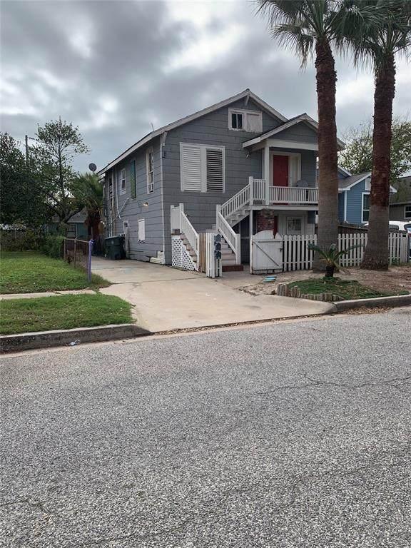 5315 Avenue R, Galveston, TX 77551 (MLS #34722860) :: TEXdot Realtors, Inc.