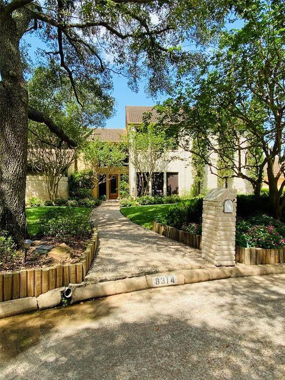 8314 Fawn Terrace Drive H, Houston, TX 77071 (MLS #34826705) :: Caskey Realty