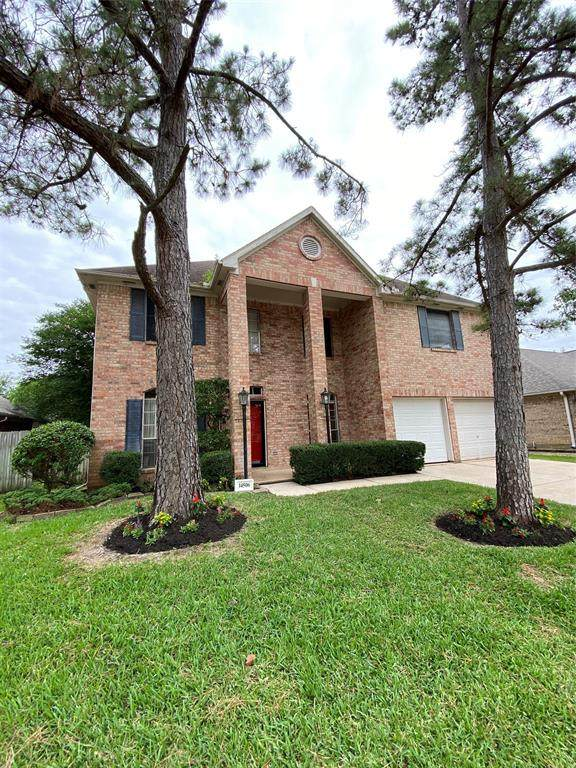 14506 Cypress Green Drive, Cypress, TX 77429 (MLS #34902685) :: The Parodi Team at Realty Associates