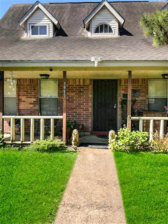 3913 Edison Street, Houston, TX 77009 (MLS #34930805) :: The Home Branch