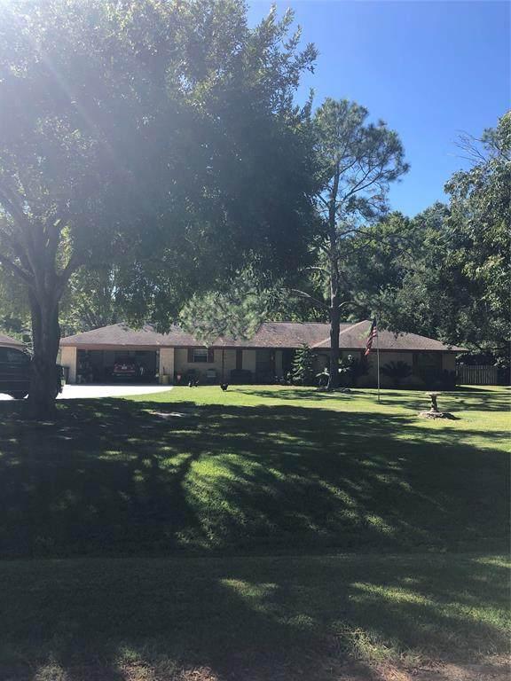 7526 Avenue E 1/2, Santa Fe, TX 77510 (MLS #34990490) :: The Freund Group