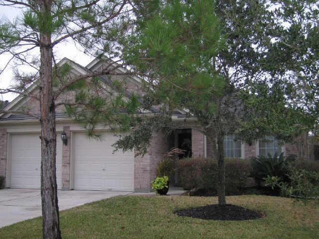26864 Manor Falls Drive, Kingwood, TX 77339 (MLS #34990545) :: Texas Home Shop Realty
