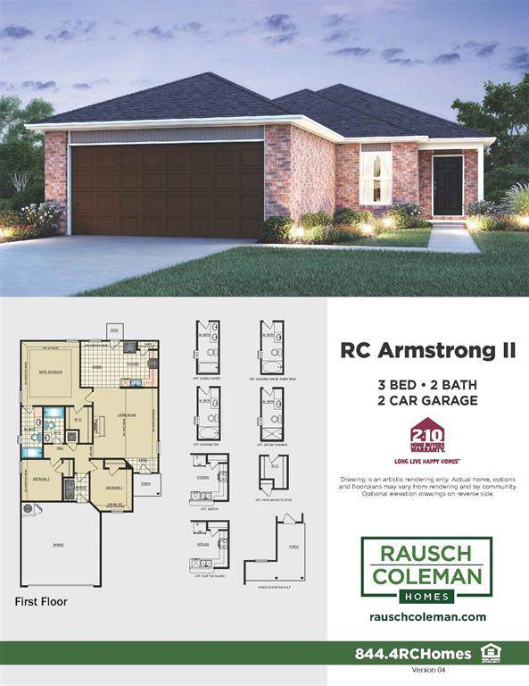 21206 Bush Brook Bend, Tomball, TX 77377 (MLS #35105950) :: Giorgi Real Estate Group