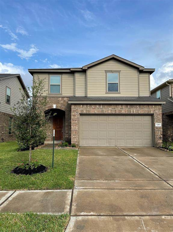 5210 Pine Forest Ridge Street, Katy, TX 77493 (MLS #35395754) :: The Home Branch