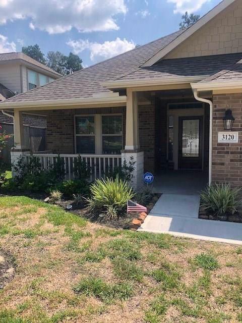 3120 Copeland Bend Lane, Conroe, TX 77301 (MLS #35437034) :: Green Residential