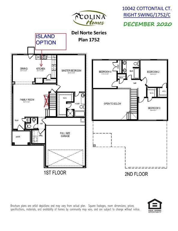 10042 Cottontail Court, Magnolia, TX 77354 (MLS #35685842) :: TEXdot Realtors, Inc.