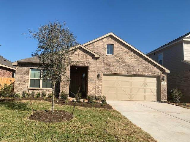 13344 Diamond Reef Lane, Texas City, TX 77568 (MLS #36042044) :: The Parodi Group