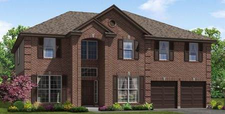 2319 Ironwood Pass Drive, Missouri City, TX 77459 (MLS #36056681) :: The Jill Smith Team
