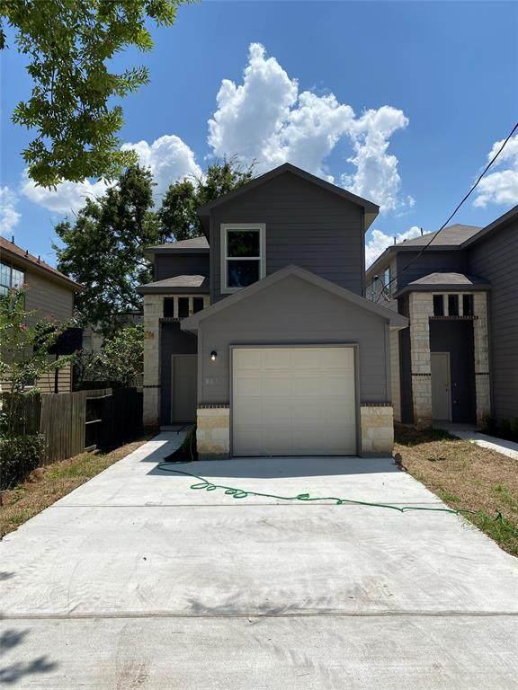 8836 Intervale Street, Houston, TX 77075 (MLS #36511424) :: The Property Guys