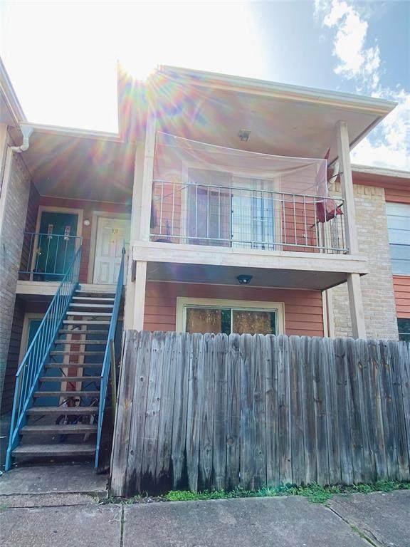 9220 Bellwood Lane #370, Houston, TX 77036 (MLS #36716327) :: Michele Harmon Team