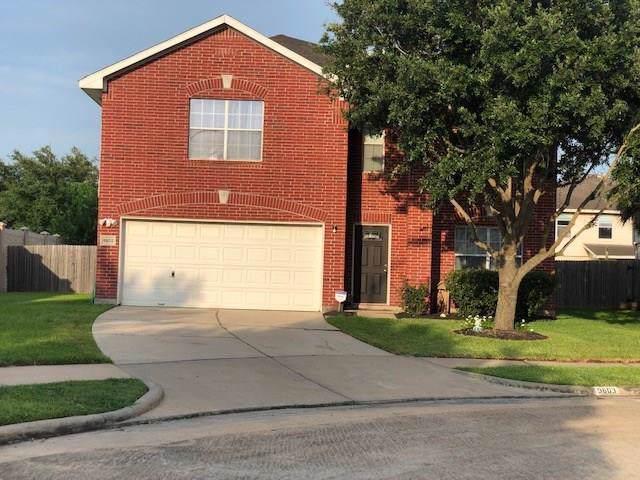 9603 Eagle Eye Lane, Sugar Land, TX 77498 (MLS #36722301) :: Caskey Realty