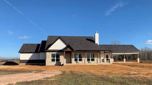1584 County Road 614, Dayton, TX 77535 (MLS #36729310) :: The SOLD by George Team