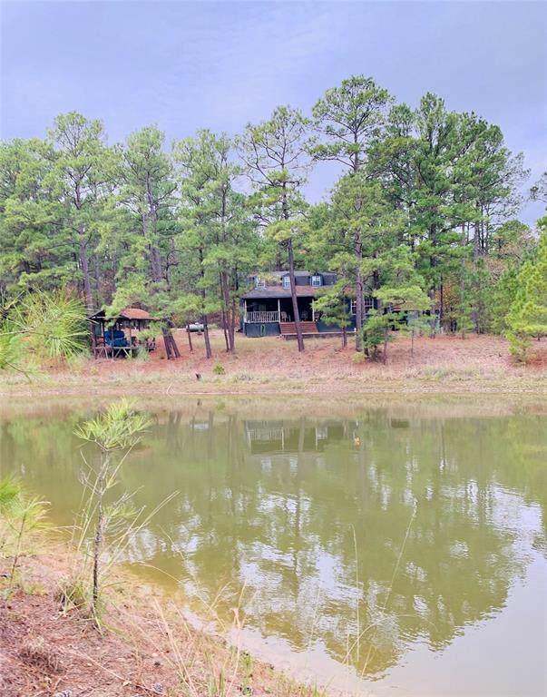 1640 Clear Lake Pines, La Grange, TX 78945 (MLS #36751170) :: Texas Home Shop Realty