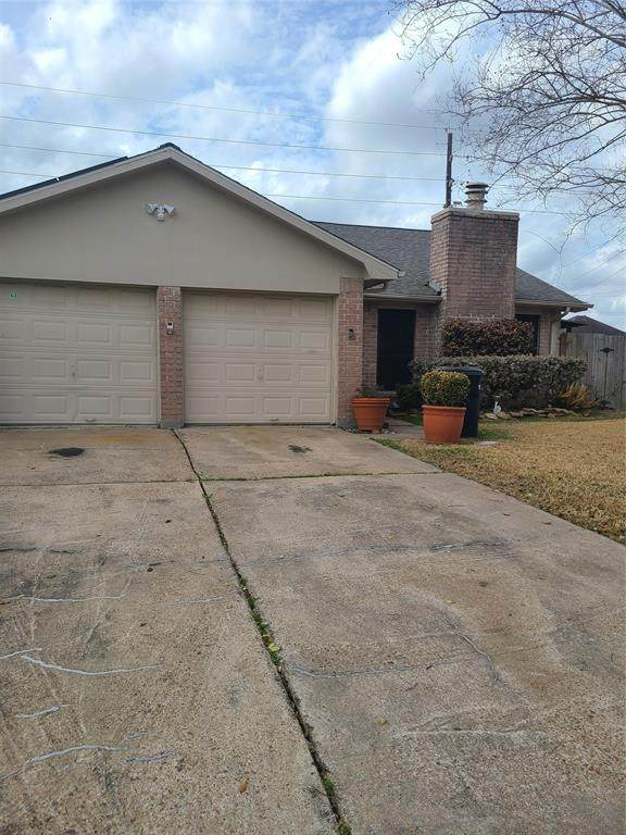 6802 San Pablo Drive Drive, Houston, TX 77083 (MLS #36804466) :: The Parodi Team at Realty Associates