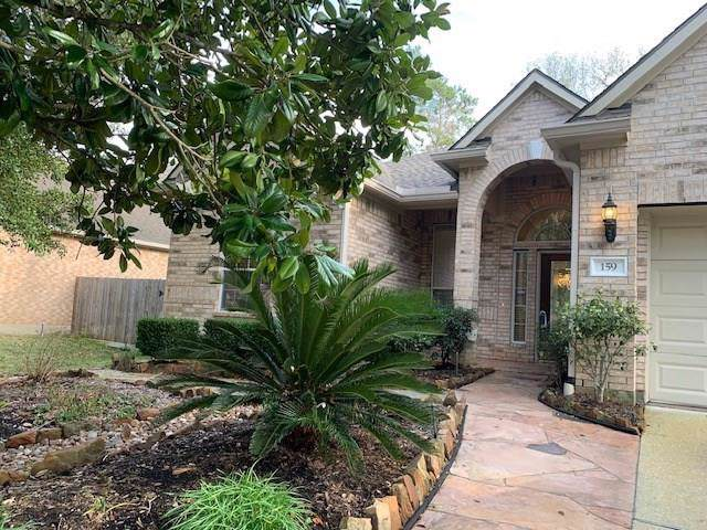 159 E Northcastle Circle, The Woodlands, TX 77384 (MLS #3686531) :: The Sansone Group