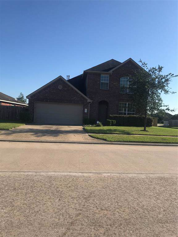 124 Rodeo Drive, Manvel, TX 77578 (MLS #36899768) :: The Home Branch