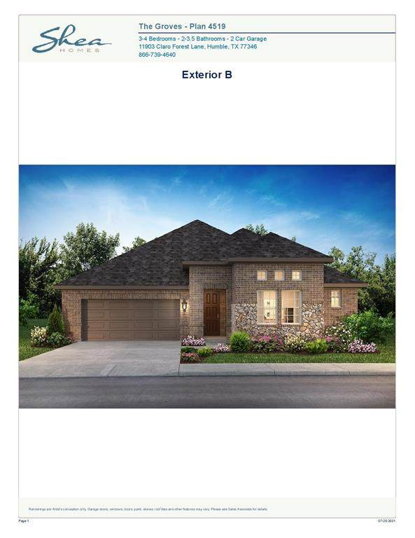 16922 Kyler Creek, Humble, TX 77346 (MLS #36921266) :: The Property Guys