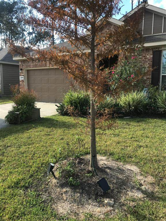 2096 Lost Timbers Drive, Conroe, TX 77304 (MLS #37039556) :: The Bly Team