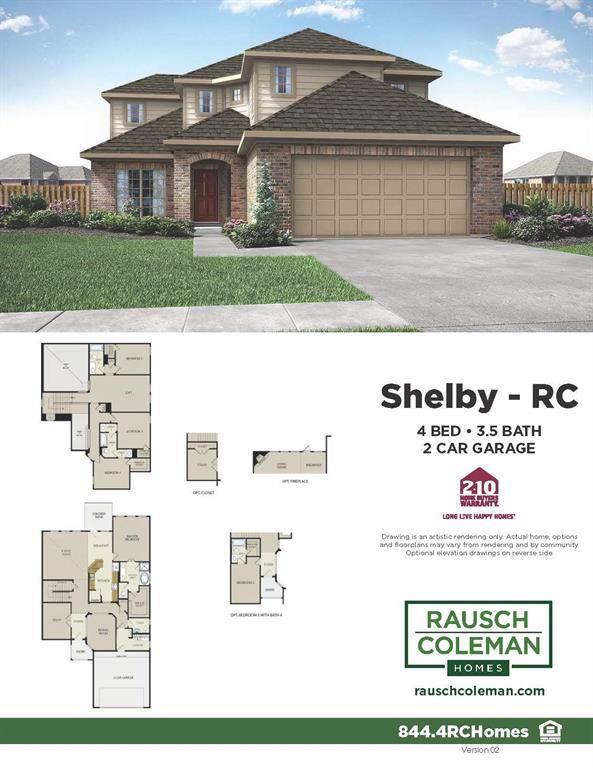 2427 Dianna Lee Drive, Missouri City, TX 77459 (MLS #37234015) :: Ellison Real Estate Team