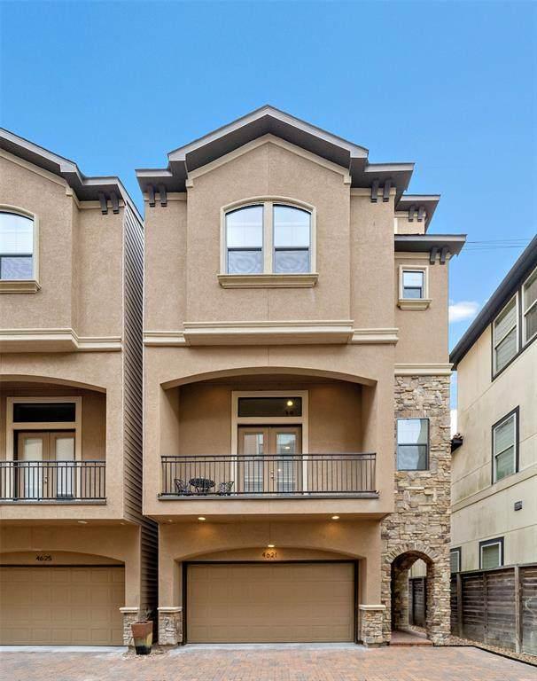 4621 Crawford Street, Houston, TX 77004 (MLS #37342689) :: The Sansone Group