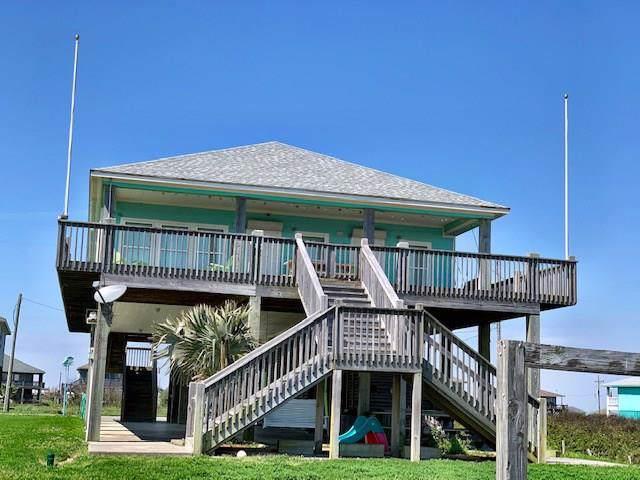 144 Ocean Shores Drive, Crystal Beach, TX 77650 (MLS #3752585) :: Green Residential