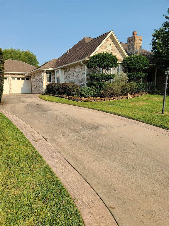 20 Somerton Drive, Montgomery, TX 77356 (MLS #37588620) :: Keller Williams Realty