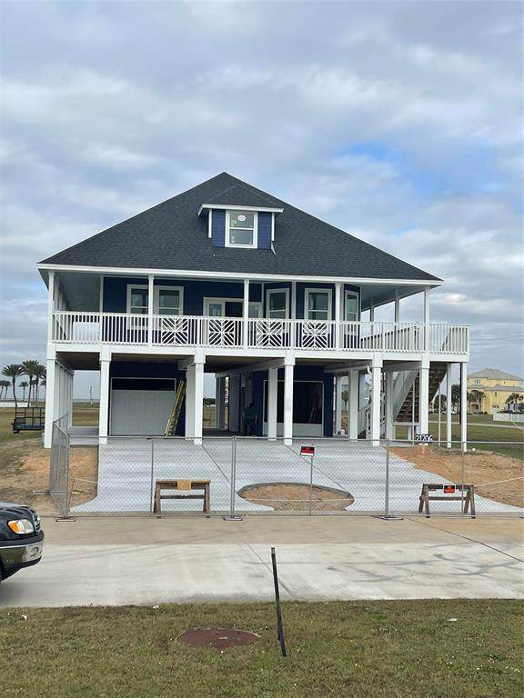 21206 Scissor Tail Lane, Galveston, TX 77554 (MLS #37613328) :: Caskey Realty