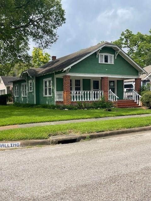 1102 Walling Street, Houston, TX 77009 (MLS #37634017) :: The Lugo Group
