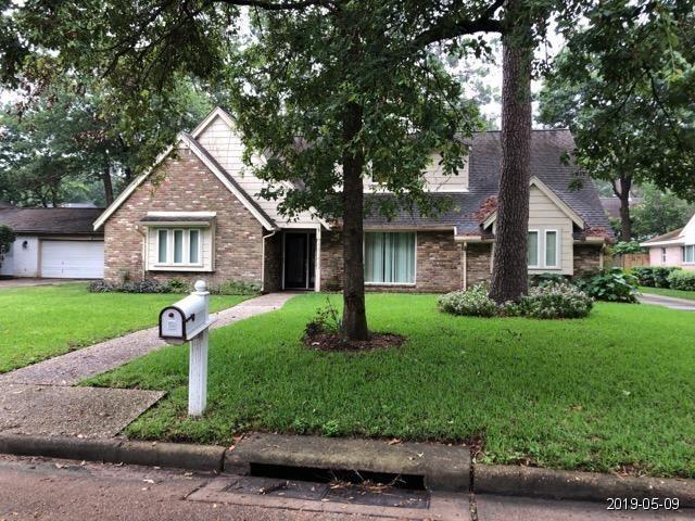 5323 Dana Leigh Drive, Houston, TX 77066 (MLS #37745499) :: The Queen Team