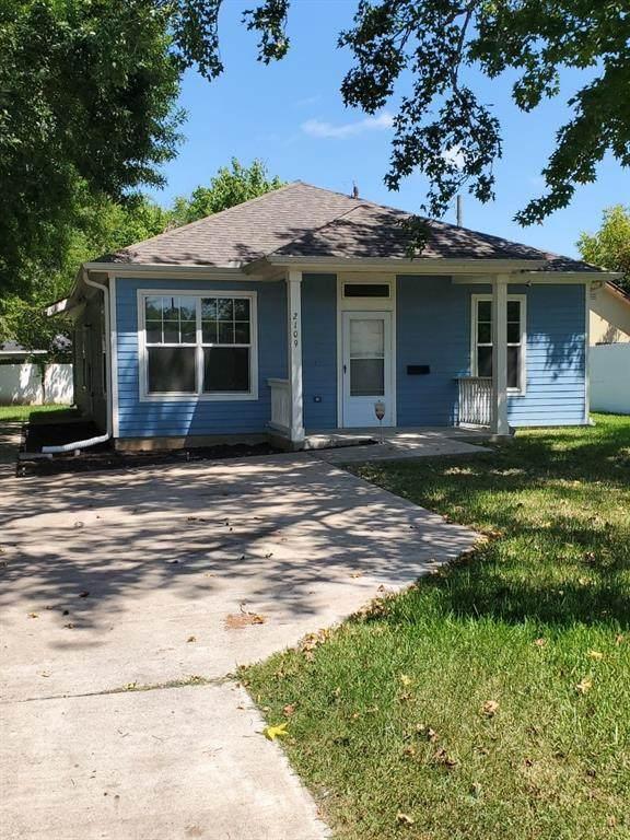 2109 Irene Street, La Marque, TX 77568 (MLS #3778945) :: Texas Home Shop Realty