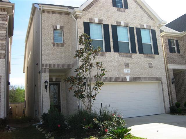 14471 Basalt Lane, Houston, TX 77077 (MLS #37866978) :: Caskey Realty