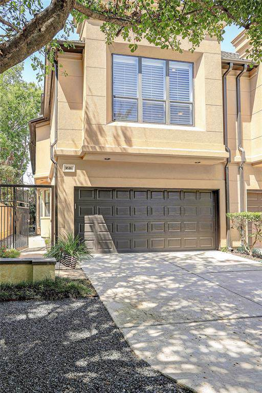 1616 Castle Court, Houston, TX 77006 (MLS #38074893) :: Ellison Real Estate Team