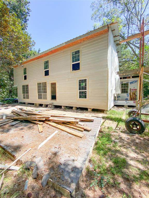 5596 Outlaw Bend Road, Rye, TX 77369 (MLS #38077699) :: All Cities USA Realty