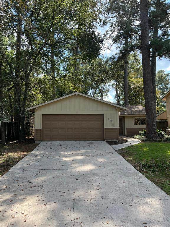 110 Marabou Place, The Woodlands, TX 77380 (MLS #38176361) :: The Sansone Group