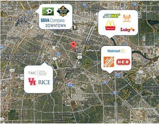 6222 Jefferson Street, Houston, TX 77023 (MLS #38265850) :: Giorgi Real Estate Group