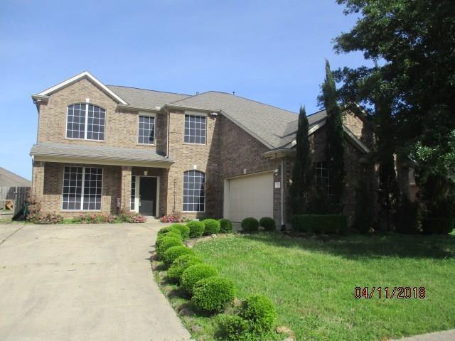 3615 Canterbury Park Drive, Pearland, TX 77584 (MLS #38467671) :: Texas Home Shop Realty