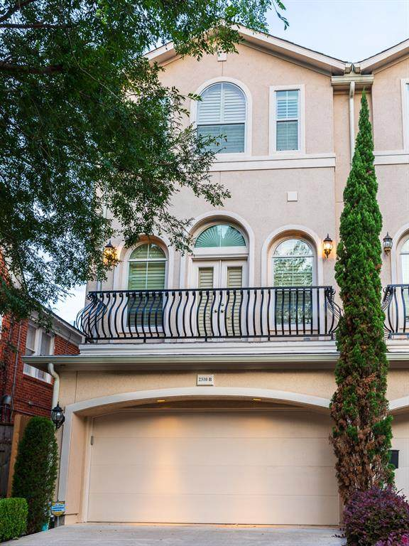 2310 Woodhead Street B, Houston, TX 77019 (MLS #38533179) :: Front Real Estate Co.